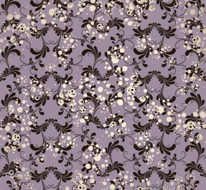 Pattern background 02 vector
