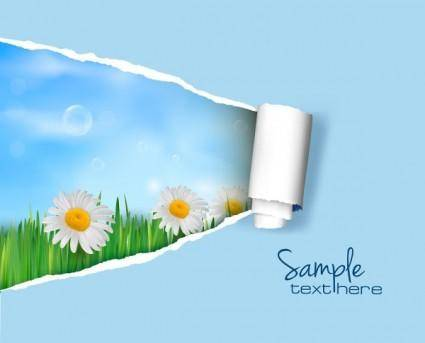 free vector Pattern background cover 02 vector