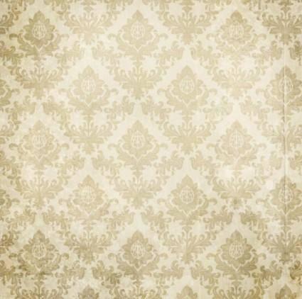 free vector European pattern background 03 vector