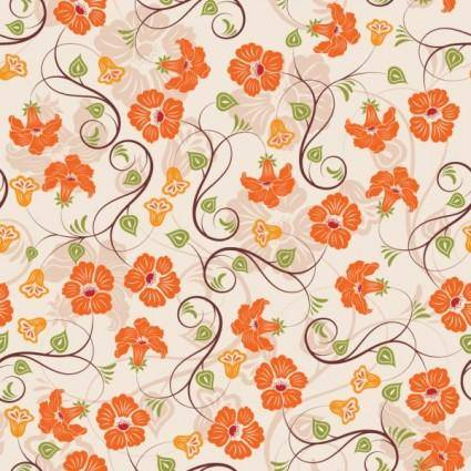 free vector The pattern background vector