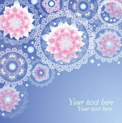 free vector Pattern background 04 vector