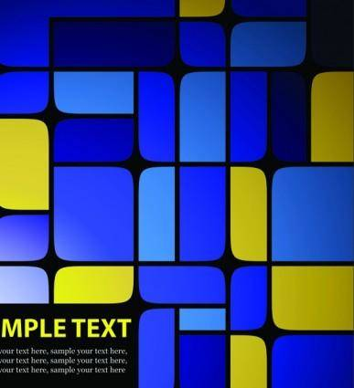 free vector Elegant checkered background text template vector 3