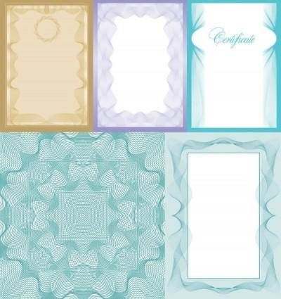 free vector Line drawing frame vector