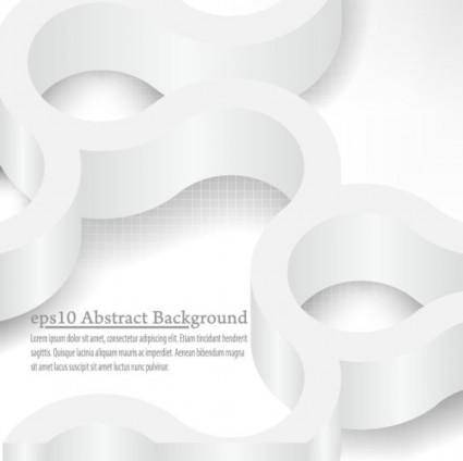 free vector The trend of threedimensional background 02 vector