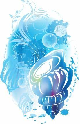 Brilliant illustrator background 04 vector