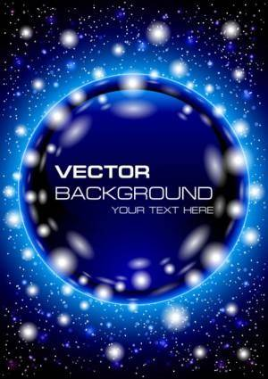 free vector Starry background 04 vector