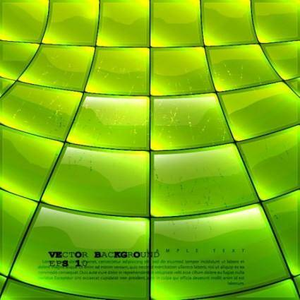 Trend glass texture background 05 vector