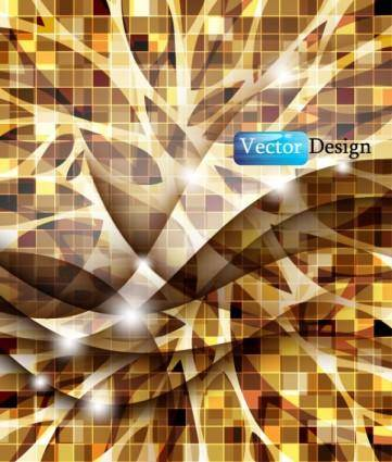 Bright halo background 01 vector