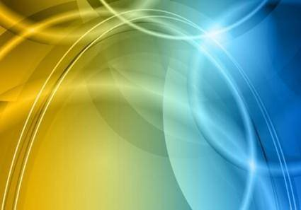 free vector Colorful halo background 05 vector
