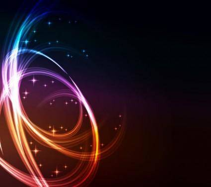 free vector Fashion light background 05 vector