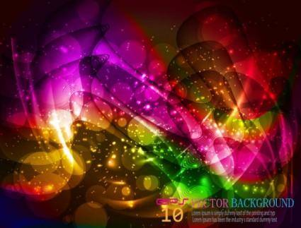 free vector Halo bright background 05 vector