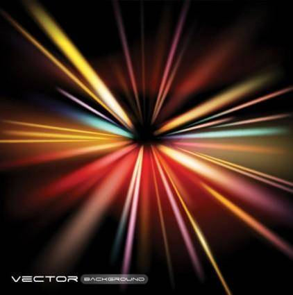free vector The trend of colorful background 01 vector