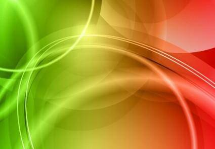 free vector Colorful halo background 04 vector