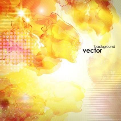 free vector Vector background dream smoke