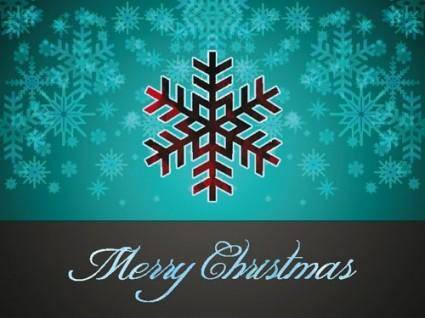 free vector Beautiful christmas background 04 vector
