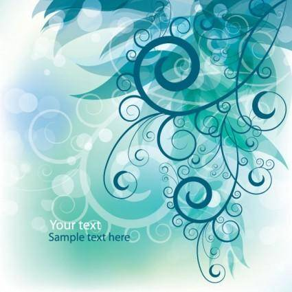 free vector Gorgeous pattern background 02 vector