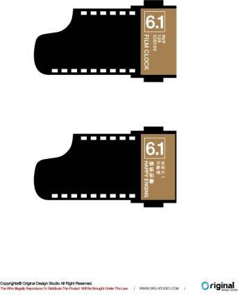 free vector Film vector