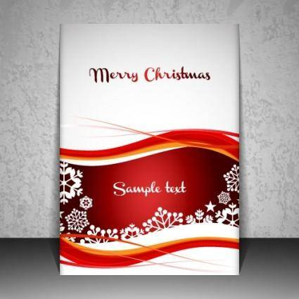 Christmas background pattern 01 vector