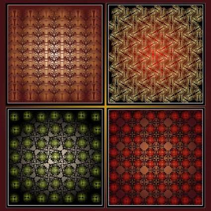 free vector Gorgeous shading background 03 vector
