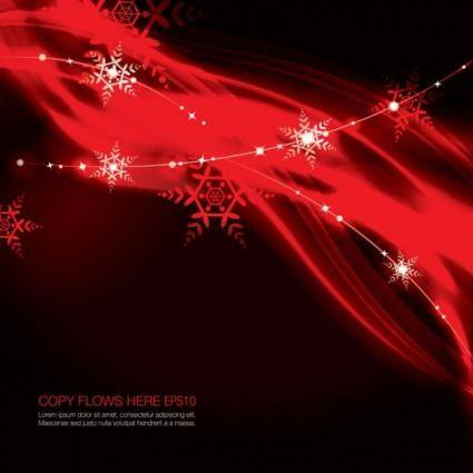 Dynamic glare background 03 vector