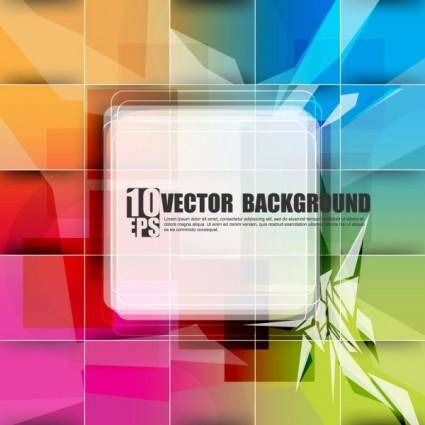 free vector Gorgeous fashion background 05 vector