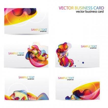 Symphony card background vector 2