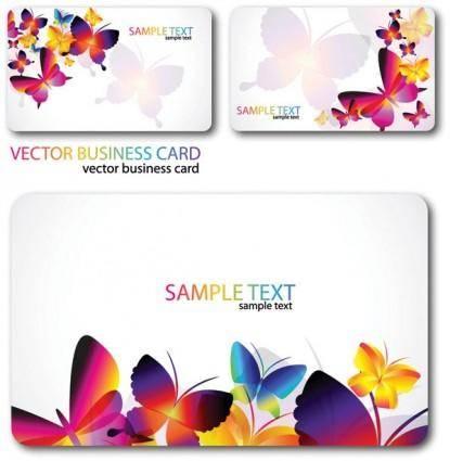 Symphony card background vector 3