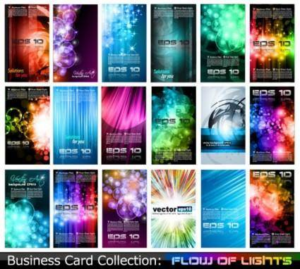 Dream card background vector background