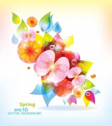 free vector Symphony of the background vector 3
