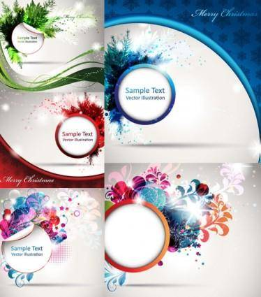Colorful background pattern vector