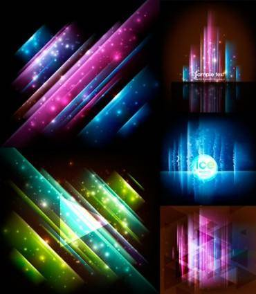 free vector Dream glare background vector