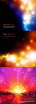 Dream dynamic background vector