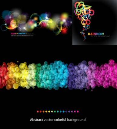 Symphony beautiful vector background