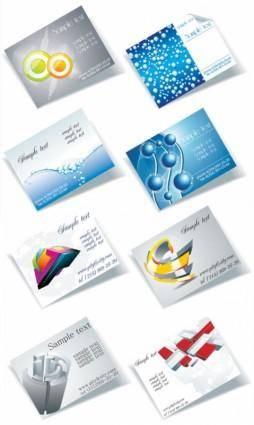 free vector Threedimensional stickers texture vector background