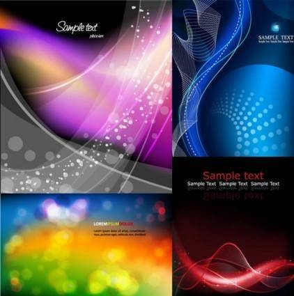 4 dream vector background