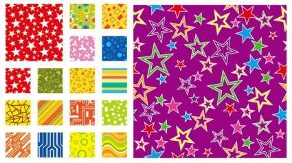 Colorful vector background and practical
