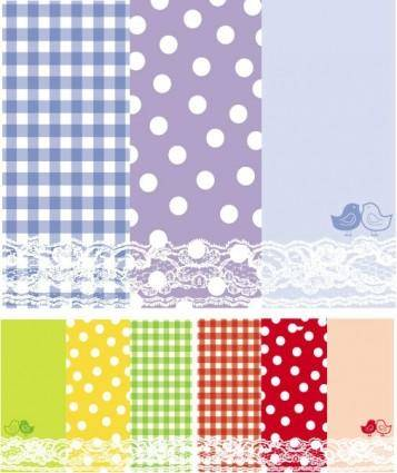 free vector Lovely background vector