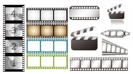 Movie vector