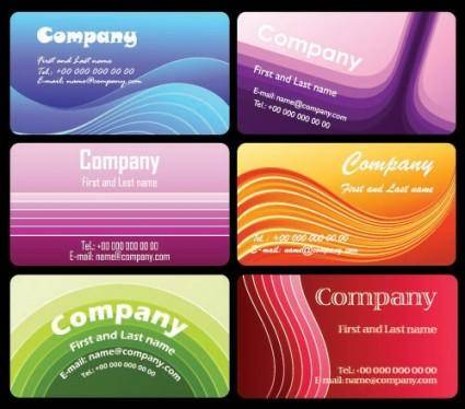 free vector Subject line card background vector