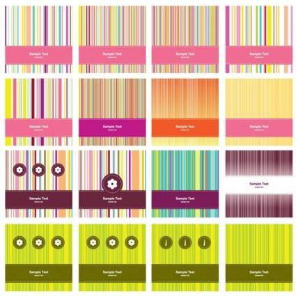 free vector Background vector fashion line