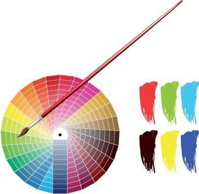 Vector palette