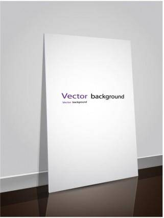 free vector Beautiful background board 01 vector