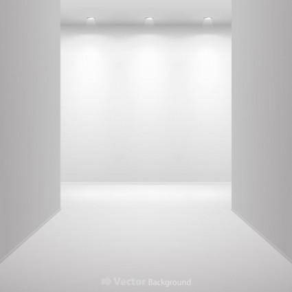 free vector Gallery display background 10 vector
