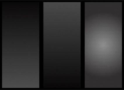 free vector Vector metal background