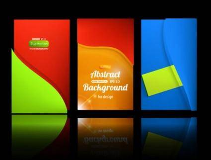 free vector Classic card background 04 vector