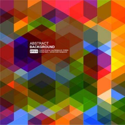 Gorgeous texture background 02 vector 16659