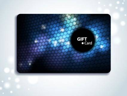 free vector Vip card background vector 6