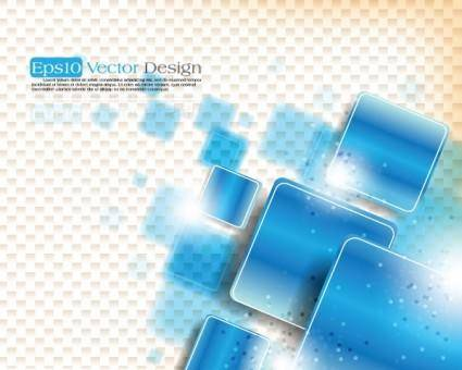 Checkered background vector 2