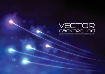 free vector Cool light vector background