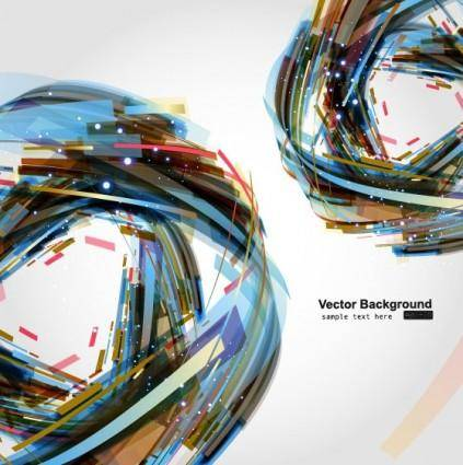 Dynamic highspeed background vector 2
